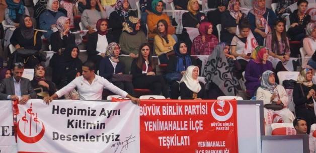 BBP'nin 1 kasım seçim vaadi ve beyannamesi açıklandı