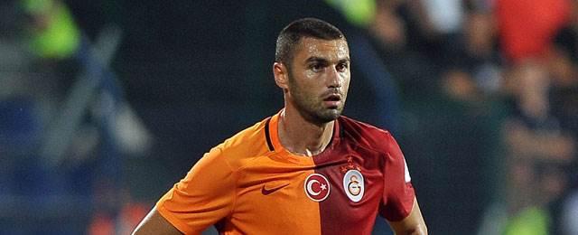 Galatasaray'da Burak Yılmaz'dan iyi haber