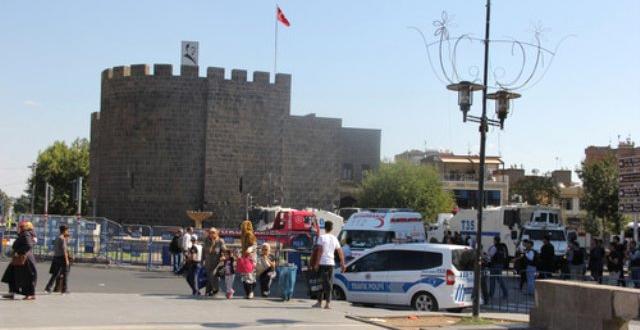Sur'a Çok Sayıda Ambulans Sevk Edildi