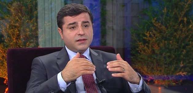 Demirtaş'tan Başbakan'a olay soru!
