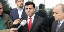 Selehattin Demirtaş'tan Hürriyet'e 'Geçmiş olsun' ziyareti