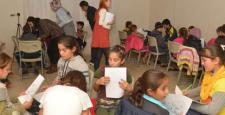 Diyarbakır'da çocuklara mayın eğitimi