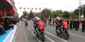 Diyarbakır'da 29 Ekim Kutlamaları