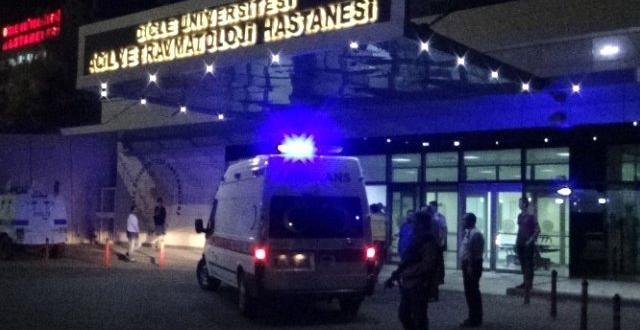 Diyarbakır – Bingöl kara yolunda Askeri Konvoya Saldırı: 8 Yaralı