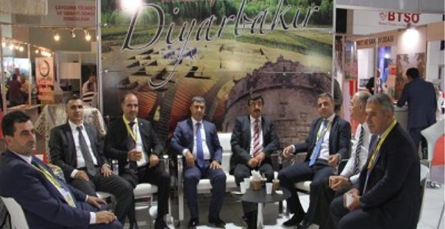 Diyarbakır Antalya EXPO'da Göz Doldurdu