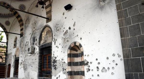 Diyarbakır Sur'da Çatışmalar Durdu, Temizlik Başladı