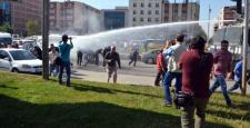 Ankara'daki Katliam Diyarbakır'da Protesto Edildi