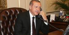 Cumhurbaşkanı Erdoğan'dan Aziz Sancar'a tebrik telefonu
