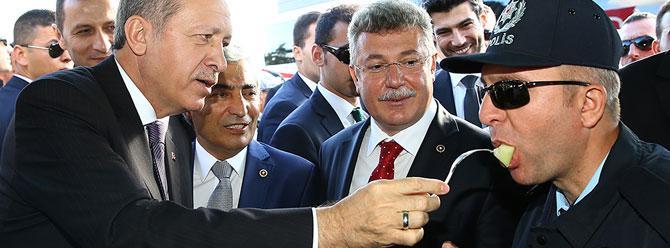 Cumhurbaşkanı Erdoğan Çankırı'da halka seslendi