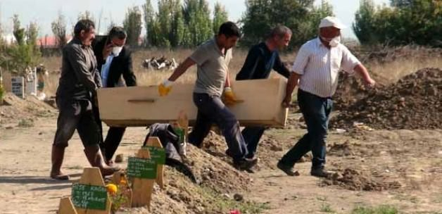 Erzincan'daki sır mezar açıldı!