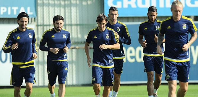 Fenerbahçe'de Ajax mesaisi başladı
