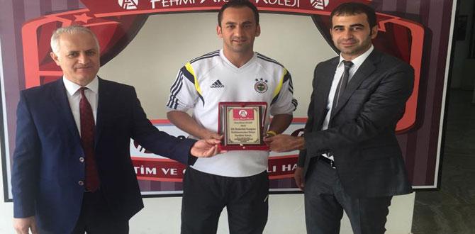 En iyi basketbol okulu ödülü Diyarbakır'a