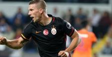 Galatasaray'da Podolski'nin sakatlık şoku!