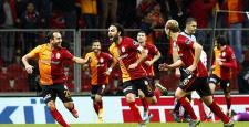 Galatasaray Arena'da coştu (4-0)