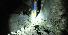Hakkari'de akşam saatlerinde korkutan patlama