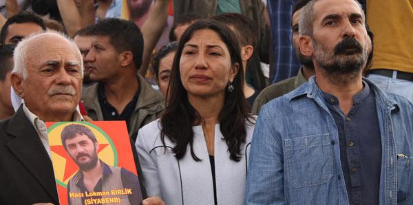 HDP'li vekilin kayınbiraderi, girdiği çatışmada öldürüldü
