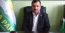 Hüda-Par İdil İlçe Başkanı Ersoy'a silahlı saldırı