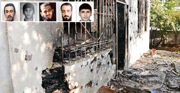 İşte Diyarbakır'da Öldürülen 5 IŞİD'li Terörist