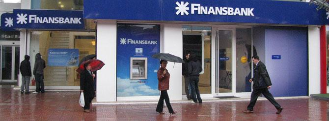 Katarlıların gözü Finansbank'ta!