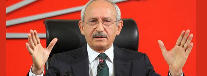 Kılıçdaroğlu: Bize kuzu kuzu görev verecek