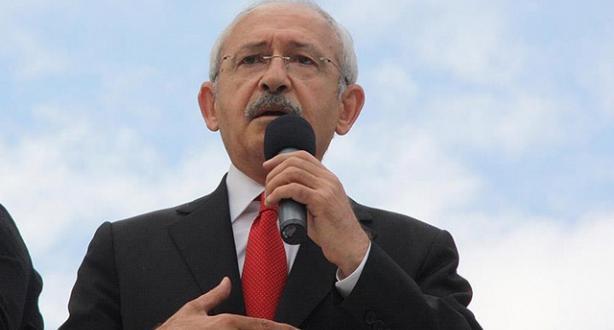 Kılıçdaroğlu: Ülkenin huzuru için çalışacağız