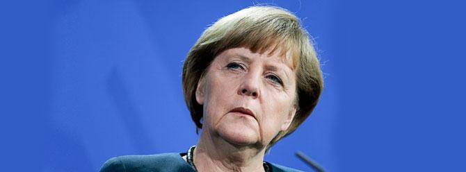 Merkel: Türkiye'nin AB üyeliğine hala karşıyım