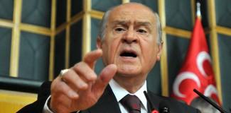 MHP Seçim bildirgesini açıkladı!