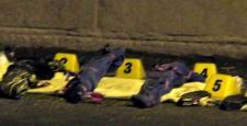 Mardin Midyat'ta, şüpheli otomobilde kaleşnikof bulundu