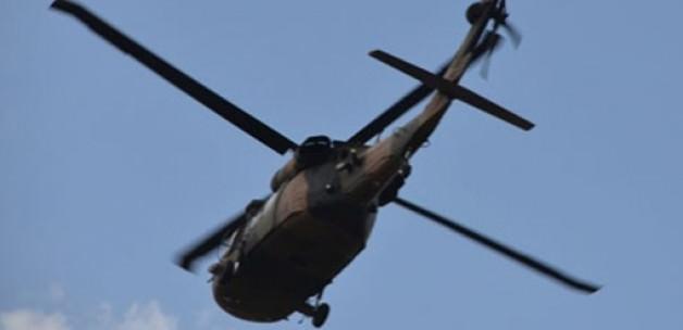 Muş'ta hava destekli operasyon yapıldı