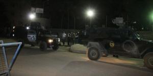 Mardin'de polis lojmanına roketatarlı saldırı!