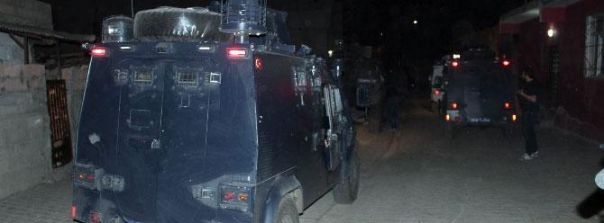 Polise bombalı saldırı: 1 polis yaralandı