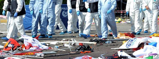 Reuters: İlk bulgulara göre Ankara'daki patlama IŞİD'in işi