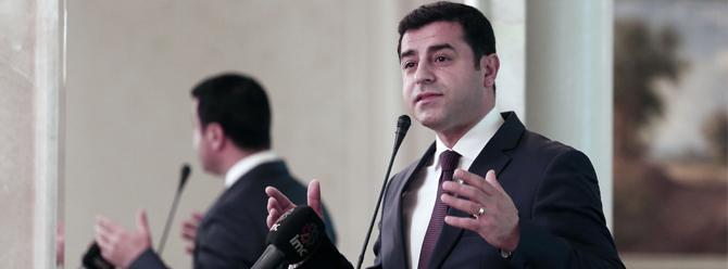 Selahattin Demirtaş'tan Fuat Avni iddiası