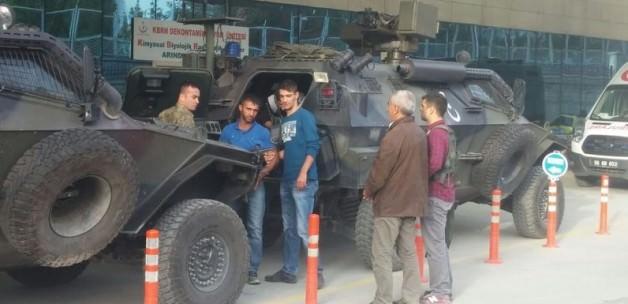 Siirt'te 14 kişi gözaltına alındı