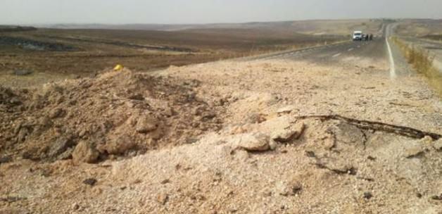 Silvan'da el yapımı patlayıcı son anda önlendi