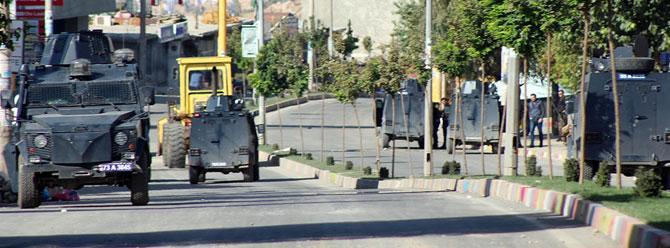 Şırnak'ta 1 şehit, 1 polis yaralandı