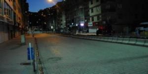 Şırnak'ta 8 Mahallede sokağa çıkma yasağı