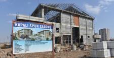 Diyarbakır'a Bin Kişilik Spor Salonu