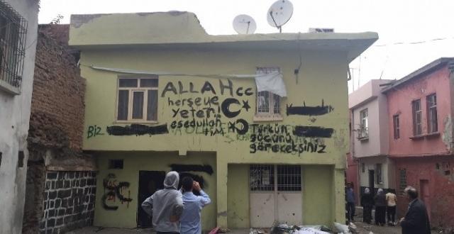 """Sur Sokaklarında """"Türk'ün Gücünü Göreceksiniz"""""""