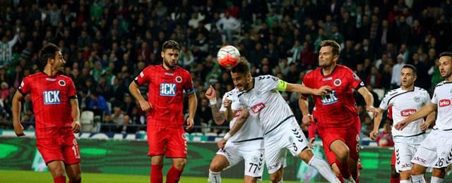 Torku Konyaspor 0-0 Gençlerbirliği