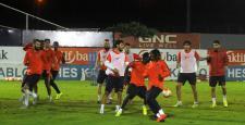 Trabzonspor'da Torku Konyaspor maçı hazırlıkları sürüyor