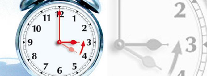 Yaz saati uygulaması 25 Ekim'den 8 Kasım'a alındı