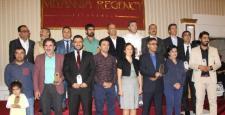 Yılın Gazetecileri Yarışması'nda İha'ya Ödül