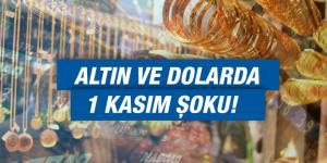 Dolar ve altın hızla düşüşe geçti (2 kasım 2015)