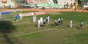 Sakaryaspor 0 – 0 Diyarbekirspor (Geniş Özet)