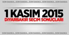 Diyarbakır'da HDP ve AK Parti ne kadar oy aldı?