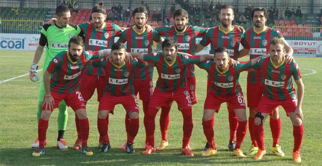 Amedspor şok bir mağlubiyet aldı. (0-1)
