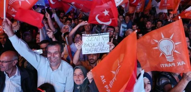 AK Parti 5 ayda oylarını ne kadar yükseltti?