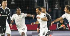 Beşiktaş'a Akhisar şoku! (2-0)