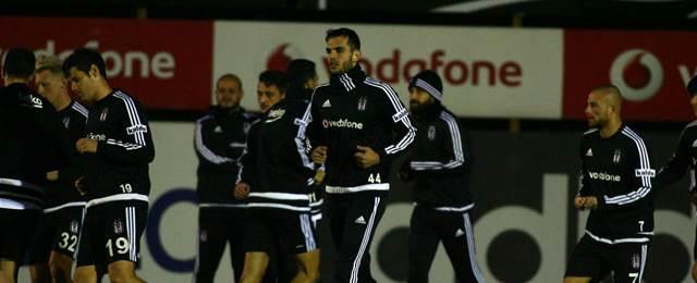 Beşiktaş, Medicana Sivasspor maçına hazır